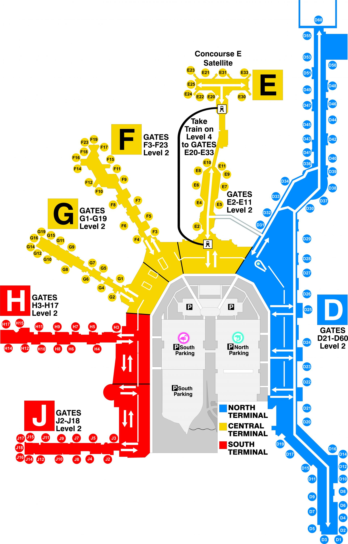 Miami International Airport Parking