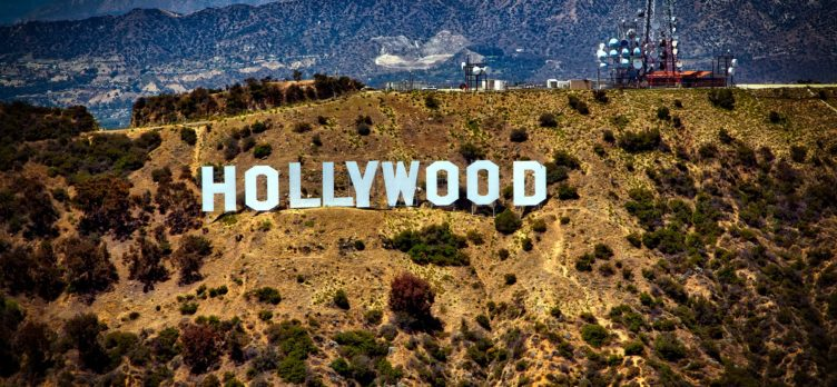 LAX Hollywood Sign