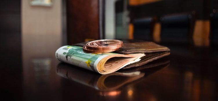 Minimalist Travel Wallet