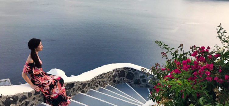 Canaves Oia Suites, Santorini - Erin Miller