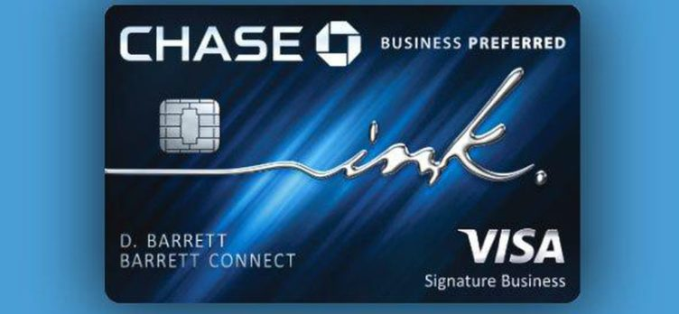 Chase Business Ink Preferred