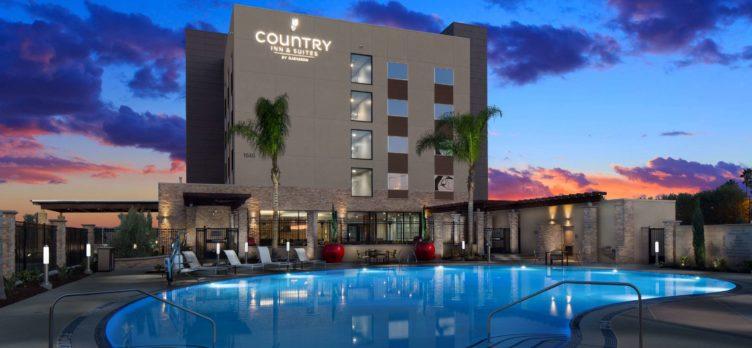 Country Inn & Suites by Radisson, Anaheim