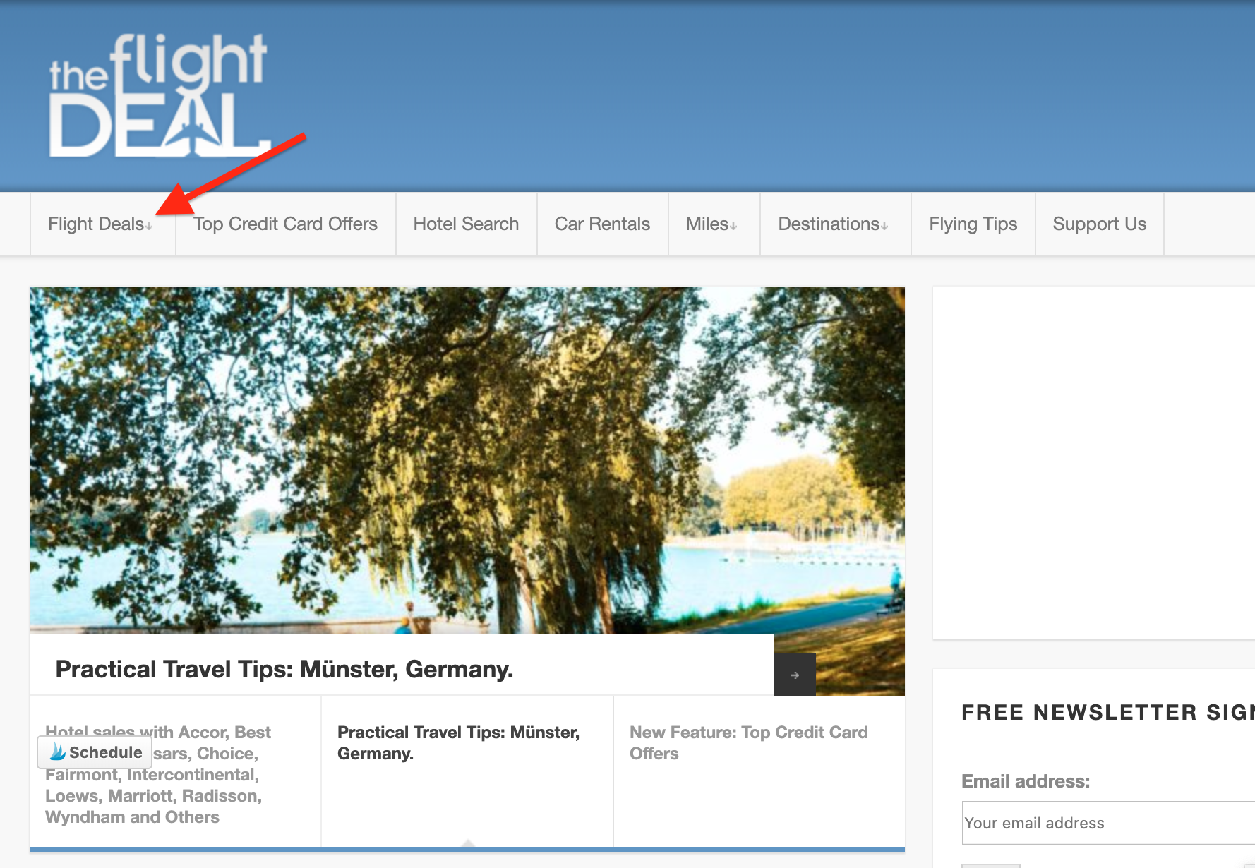 The Flight Deal >> The 10 Best Websites For Flight Deal Alerts Don T Miss Out