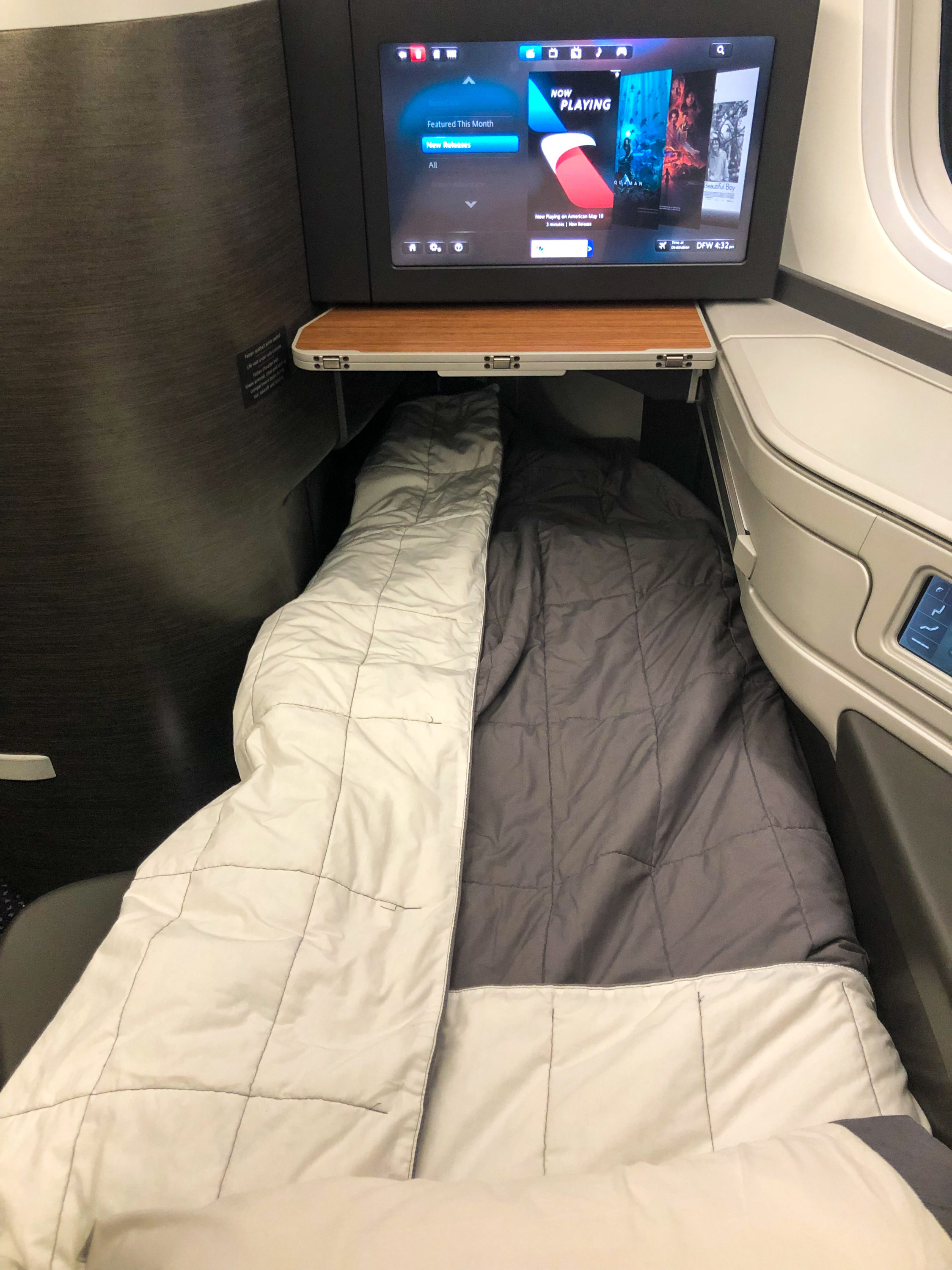 American Airlines 787 9 Business Class Review Lax Gt Dfw
