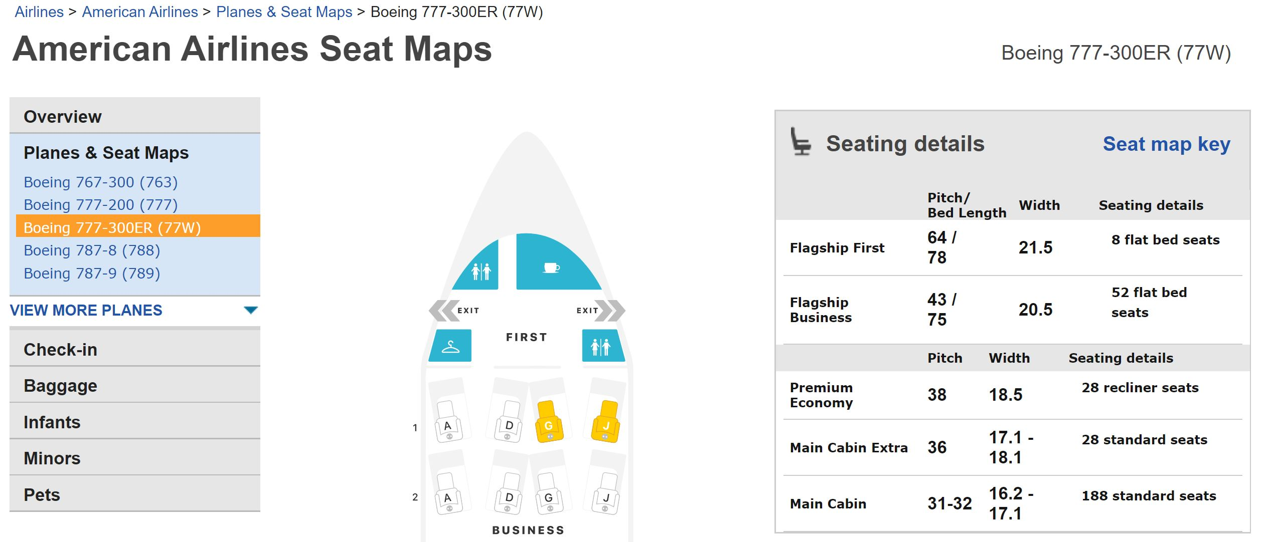 SeatGuru - How To Find the Best Seat on the Plane [2019]