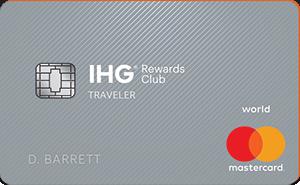 IHG® Rewards Club Traveler Credit Card — Review [2021]