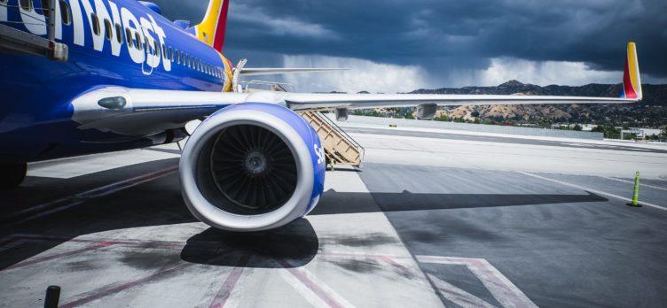 Southwest Airplane Engine