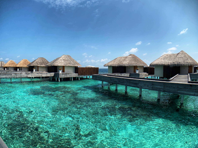 W Maldives, Overwater Suites