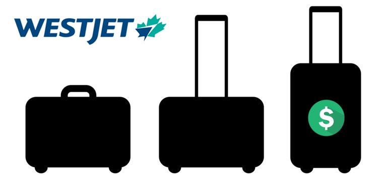WestJet baggage fees