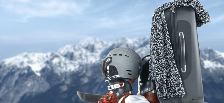 Airline Ski and Snowboard Luggage Policies