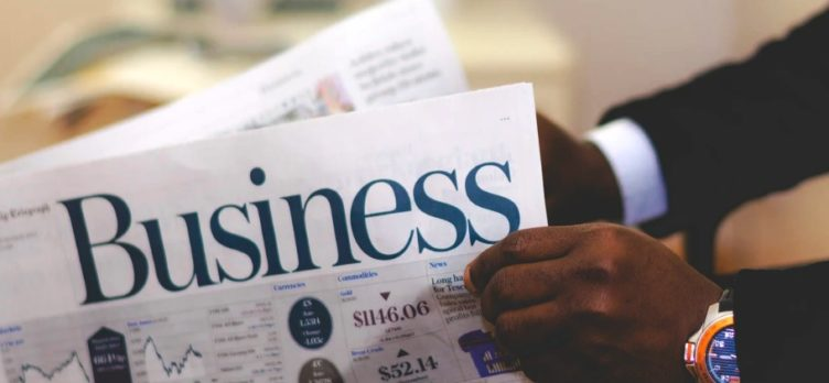 Business Newspaper Unsplash