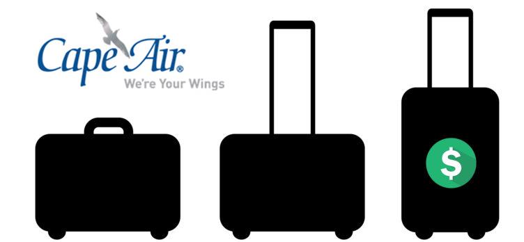 Cape Air baggage fees