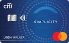 Citi Simplicity® Card — Review [2021]