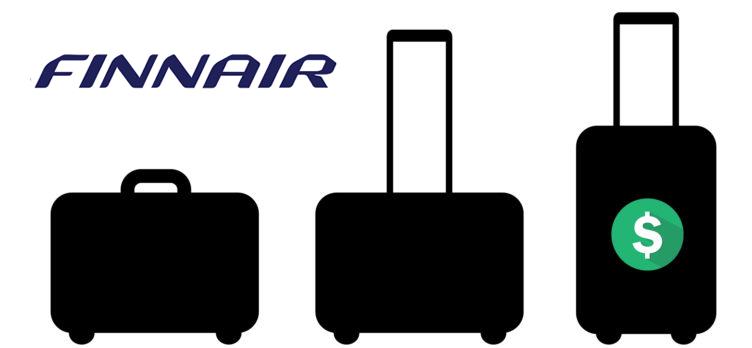Finnair baggage fees