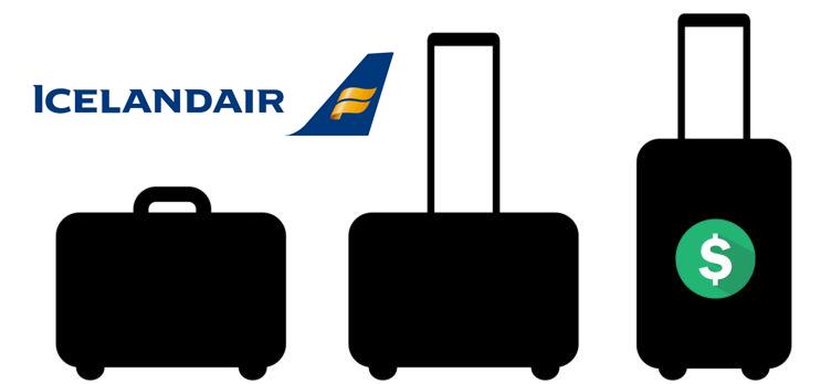 Icelandair baggage fees