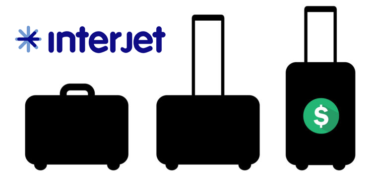 Interjet baggage fees