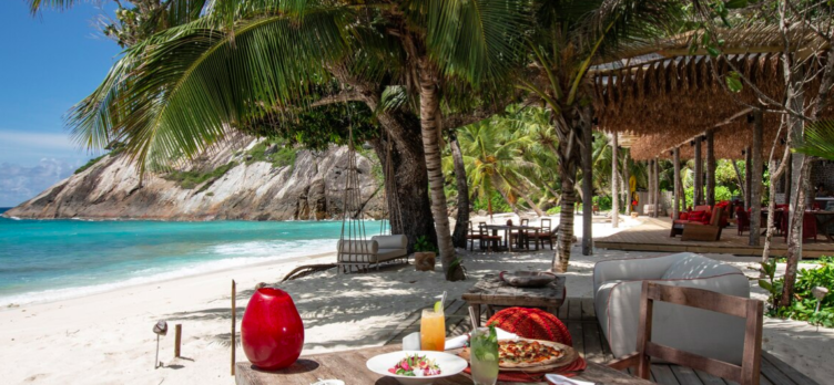 North Island a Luxury Collection Resort Seychelles Marriott Sunset Beach