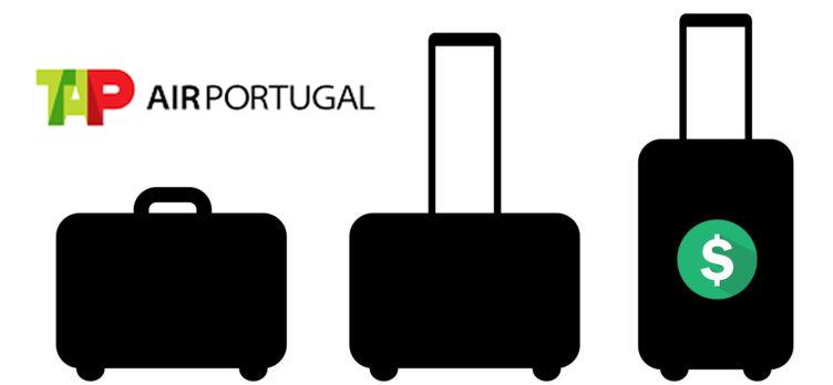 TAP baggage fees