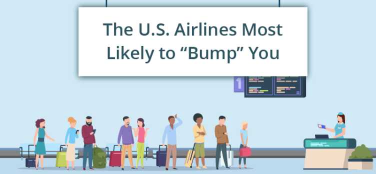 US Airlines Most Likely to Bump You - Data Study - Upgraded Points