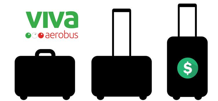VIVA Aerobus baggage fees