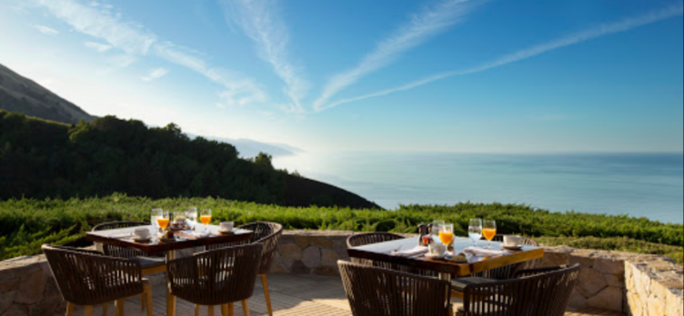 Ventana Big Sur an Alila Resort Patio