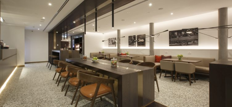 Amex Melbourne Dining Seating
