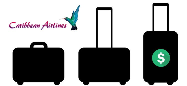 Caribbean Airlines baggage fees