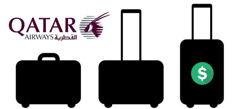 Qatar Airways baggage