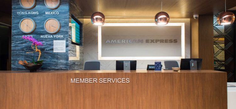 Amex Centurion Club Mexico City Check In