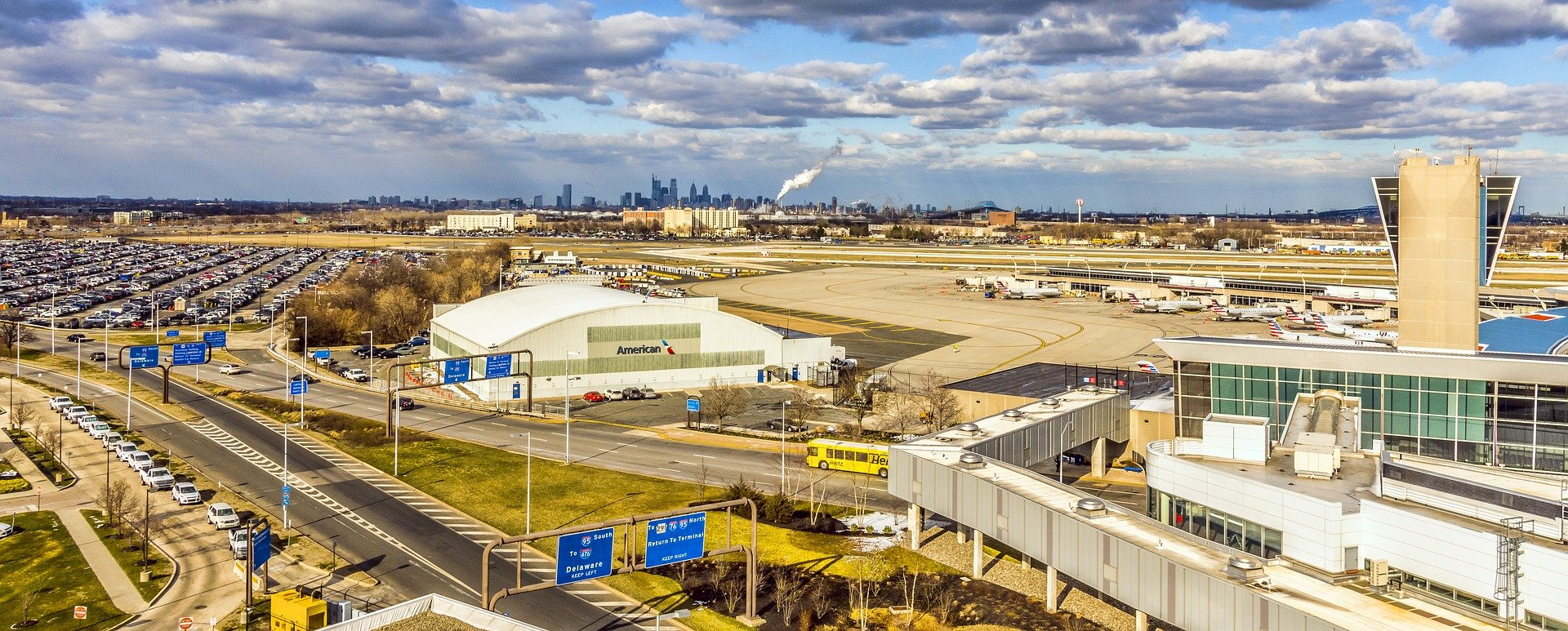 Philadelphia International Airport [PHL] - Terminal Guide [2020]