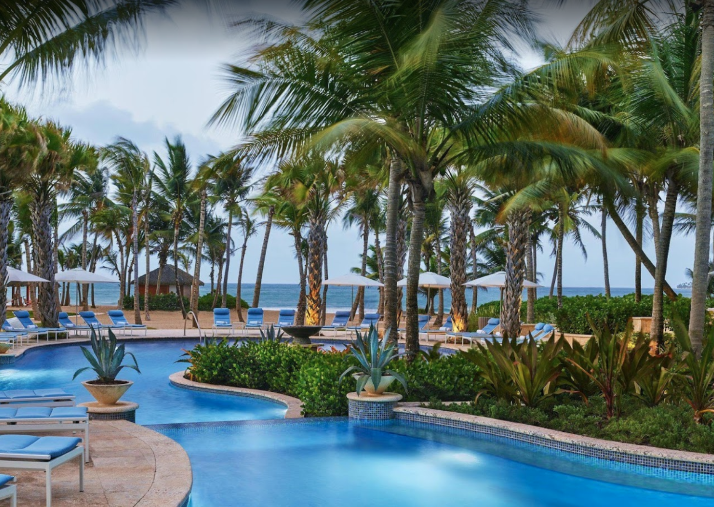 The St. Regis Bahia Beach Resort Rio Grande Puerto Rico