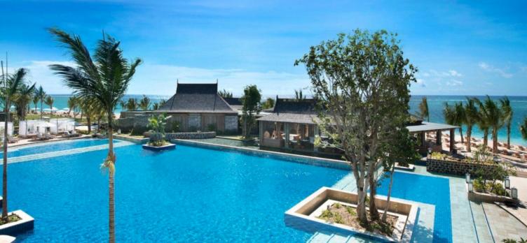 The St. Regis Mauritius Resort Pool 1