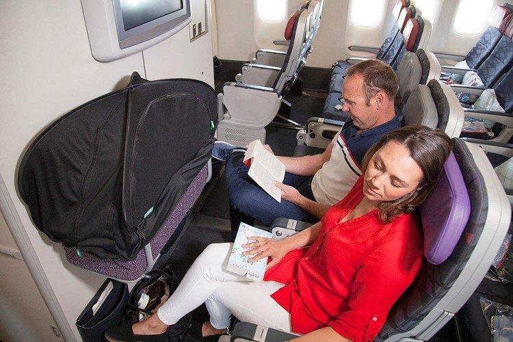 The Ultimate Guide To Baby Bassinet Seats On 50 Airlines 2021