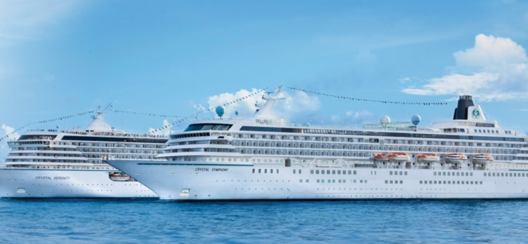 Crystal Cruises Ocean Ships