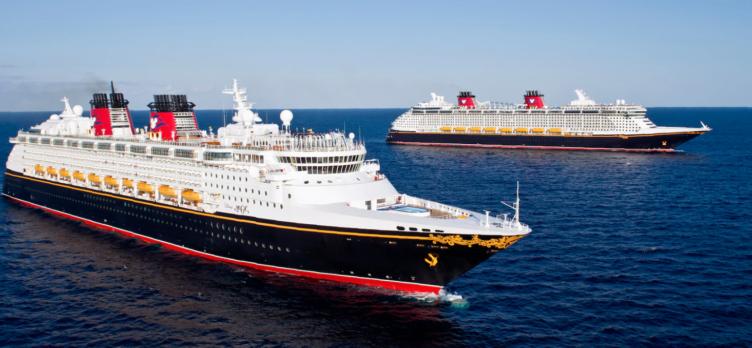 Disney Cruise Line Ships