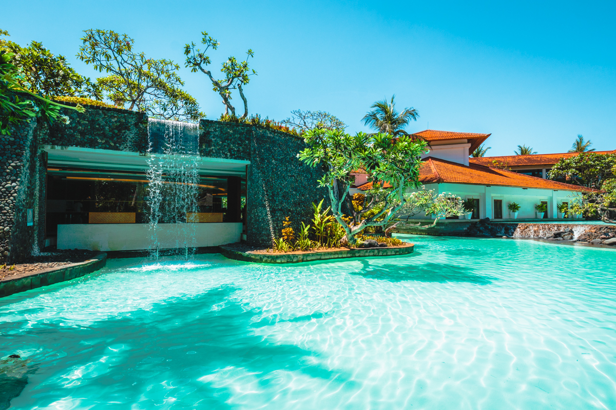 Review The Laguna In Nusa Dua Bali Luxury Collection Resort Spa