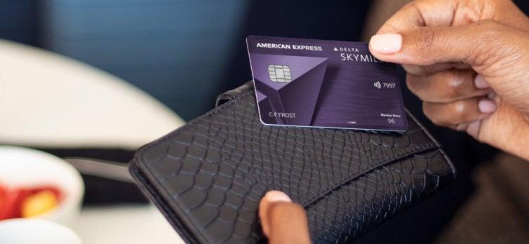 Delta American Express Reserve