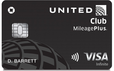 United Club℠ Infinite Card – Review