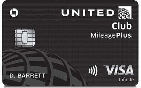 New! United Club℠ Infinite Card