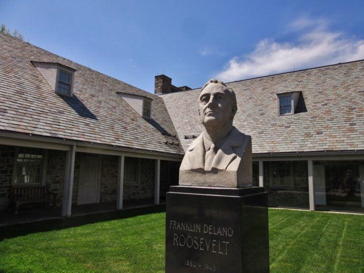 Franklin D. Roosevelt Presidential Library Museum