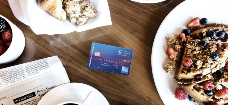 Hilton Surpass Card
