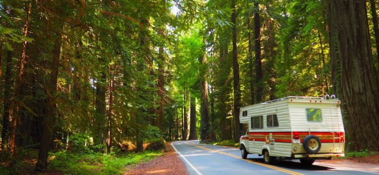 Cheap campers and RVs