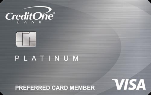 Credit One Bank® Visa® Credit Card – Review