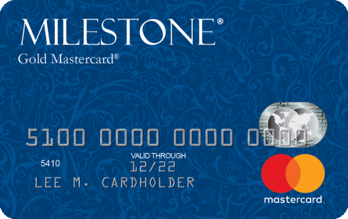 Milestone® Gold Mastercard® – Review