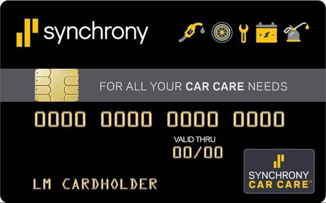 Synchrony Car Care Credit Card — Review [2021]
