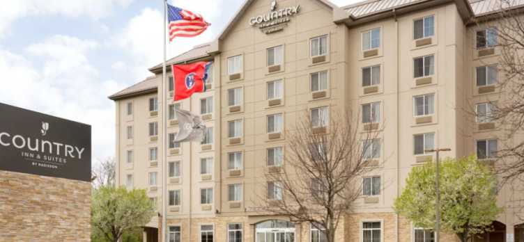 Country Inn Suites by Radisson Nashville Airport