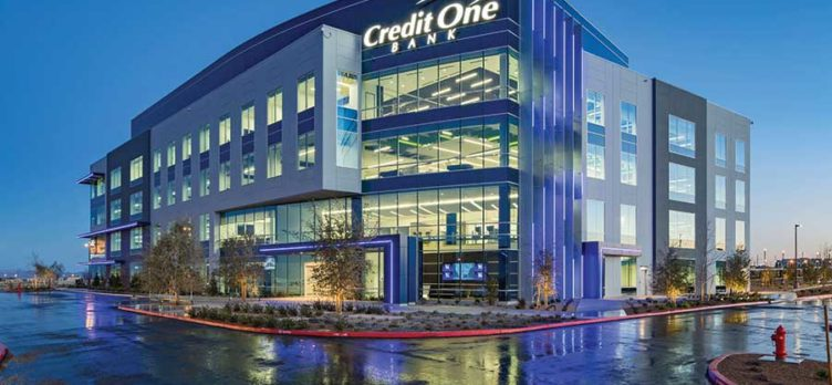 Credit One Bank Corporate Headquarters