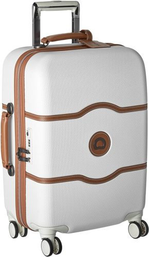 Delsey Paris Chatelet Hardside 21 Inch Carry On Suitcase