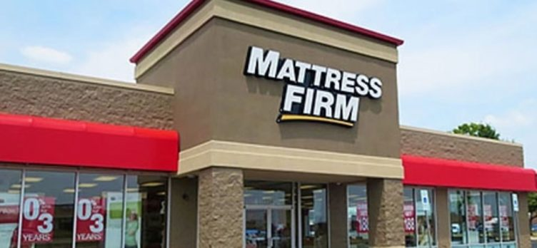 Mattress Firm building exterior