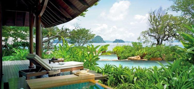 Ritz Carlton Reserve Krabi